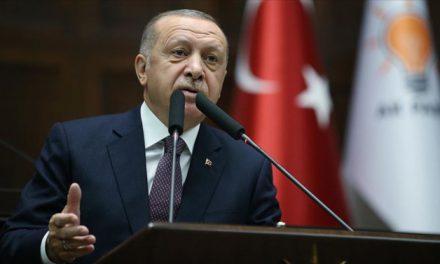 Erdoğan'dan Türk Lirası çağrısı
