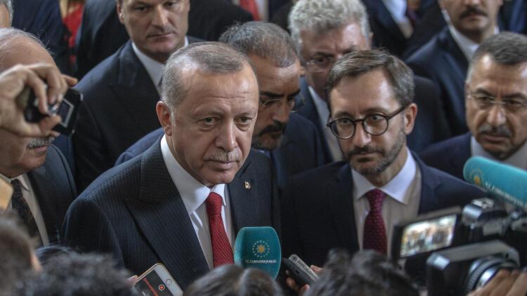 Cumhurbaşkanı Erdoğan'dan ABD ziyaretiyle ilgili önemli mesaj
