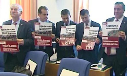 Meclis komisyonunda EYT gerilimi
