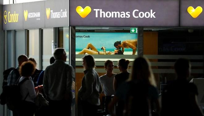 Türk şirket iflas eden Thomas Cook'u satın aldı