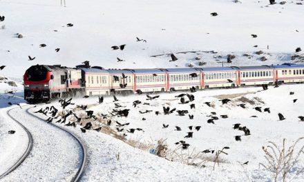 Kış mevsiminde yolculuğa binlerce bilet talebi (Doğu Ekspresi turizmi)