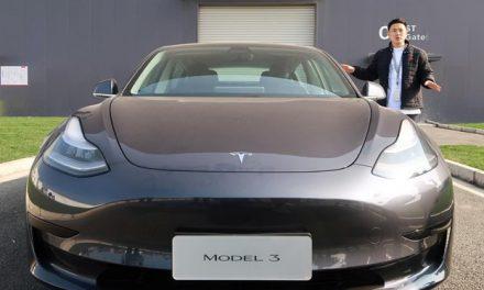 Çin'de üretilen ilk Tesla'lar teslim edildi