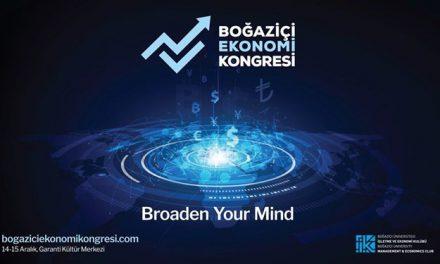 11. Boğaziçi Ekonomi Kongresi başlıyor