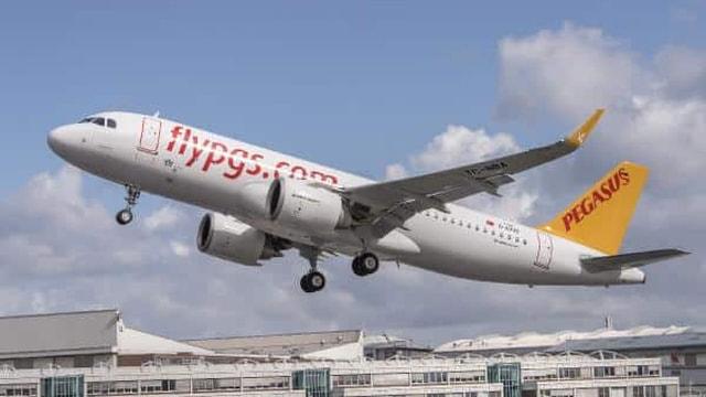 Pegasus, Türkiye'de ilk oldu!