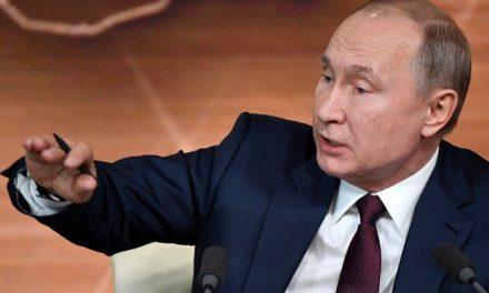 Putin Libya konusunu Türkiye ile görüşeceğini açıkladı