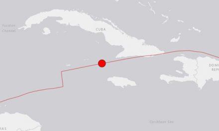 Küba açıklarında 7,3 büyüklüğünde deprem