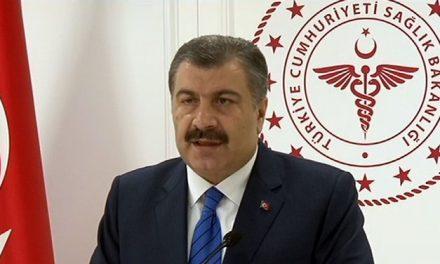 Sağlık Bakanı Fahrettin Koca: Corona virüsüne rastlanılmadı