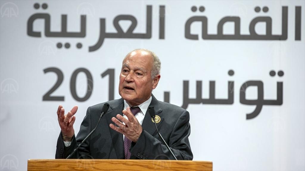 Arap Birliği Genel Sekteri Gayt'tan Suriye'nin kuzeybatısı için ateşkes çağrısı