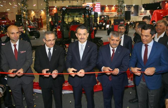 Tarım sektörü 15'inci Agroexpo'da buluştu