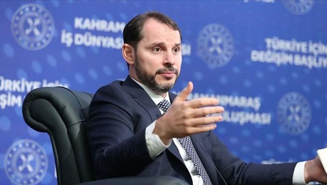 Bakan Albayrak'tan sanayi üretim rakamlarına ilişkin açıklama