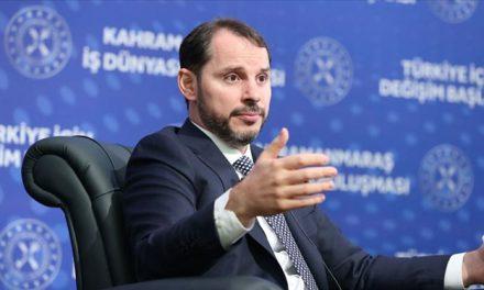 Bakan Albayrak: Kredi paketiyle 150 bin istihdam sağlandı