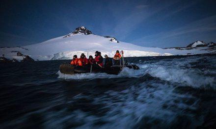 """""""İklim değişikliği Antarktika'yı yeşillendiriyor"""""""