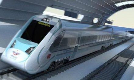 Milli elektrikli tren için tarih belli oldu