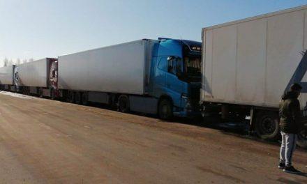 Rusya sınırında bekleyen TIR'lardaki 5 bin ton domates çöpe gidecek
