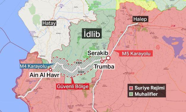 İdlib Gerginliği Azaltma Bölgesi mutabakat metni