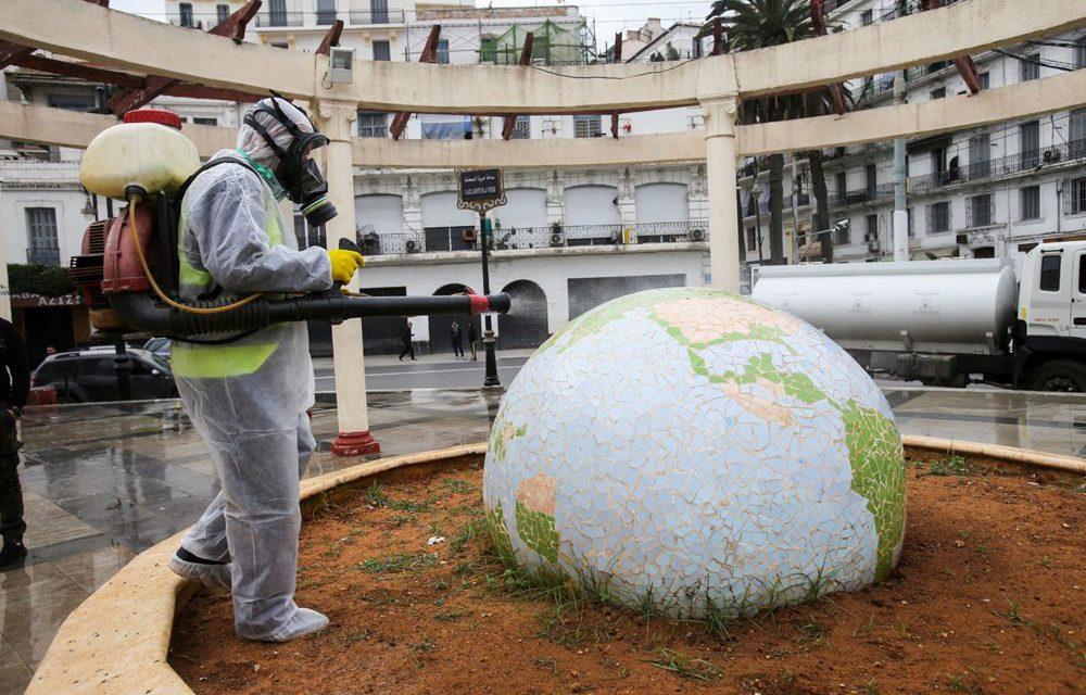 """Corona virüs salgınının inşa edeceği yeni dünya üzerine bir """"deneme"""""""