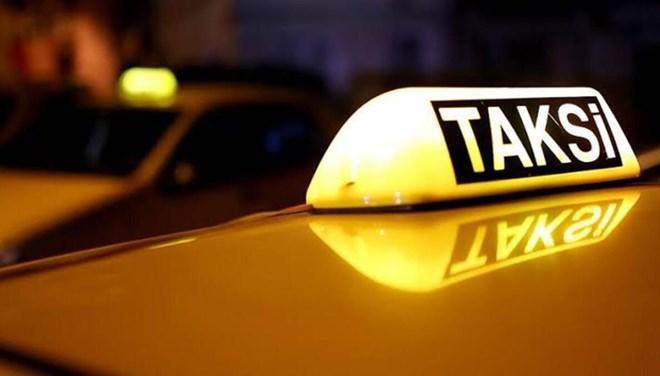 Ticari taksilere plakaya göre sınırlama