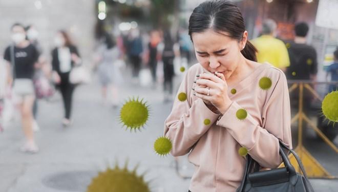 DSÖ: Corona virüs hava yoluyla bulaşmıyor