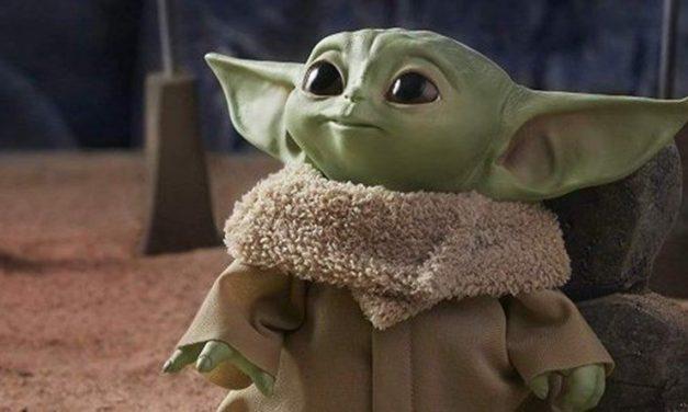 Corona virüs Çin'deki Bebek Yoda üretimini vurdu