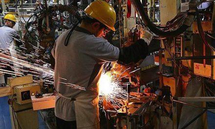 ABD'de sanayi üretimi martta 74 yılın en sert düşüşünü kaydetti