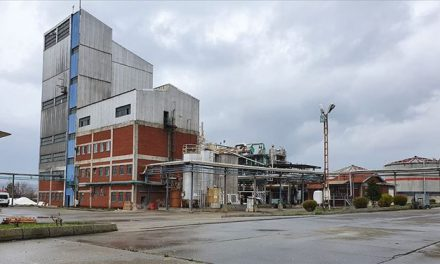 14 yıl atıl kalan etil alkol fabrikası corona virüs salgınında imdada yetişti