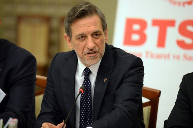 BTSO Başkanı Burkay: Yeni dönemde heyecanı olan girişimciler öne çıkacak