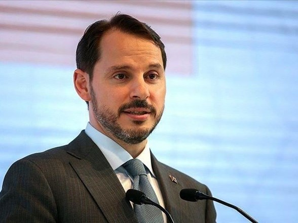 Bakan Albayrak: Salgın sürecinde alınan ekonomik önlemlerin büyüklüğü 260 milyar lirayı aştı
