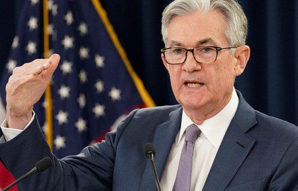 Fed Başkanı Powell'dan Covid-19 salgınında ikinci dalga uyarısı