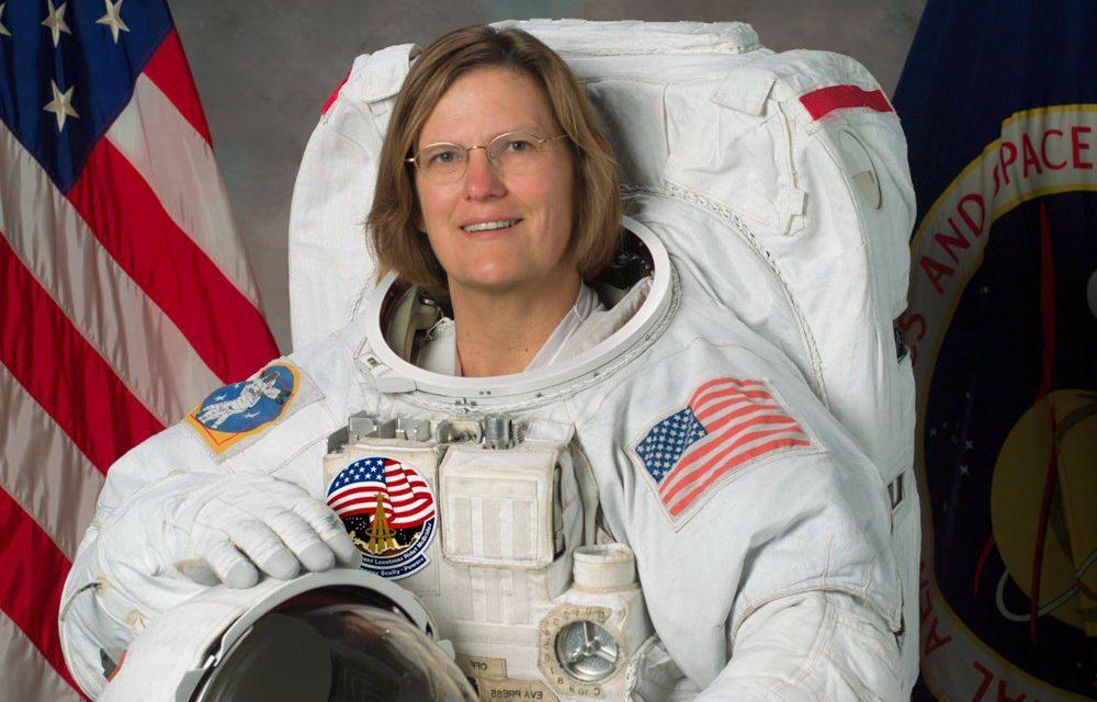 Uzayda yürüyen ilk ABD'li kadın astronot yeniden tarih yazdı