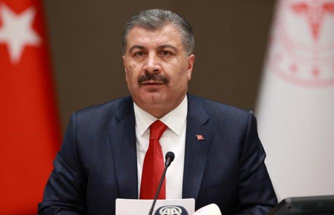 Türkiye'de son 24 saatte 24 can kaybı, 867 yeni vaka