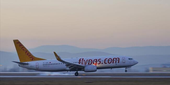 Pegasus, 4 Haziran'da 39 hatta uçmaya başlıyor