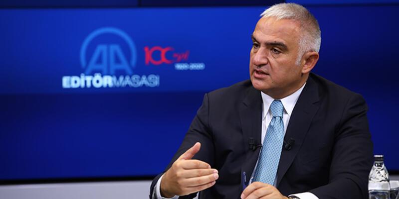 Bakan Ersoy: Havaalanlarında Kovid-19 test merkezleri açılacak