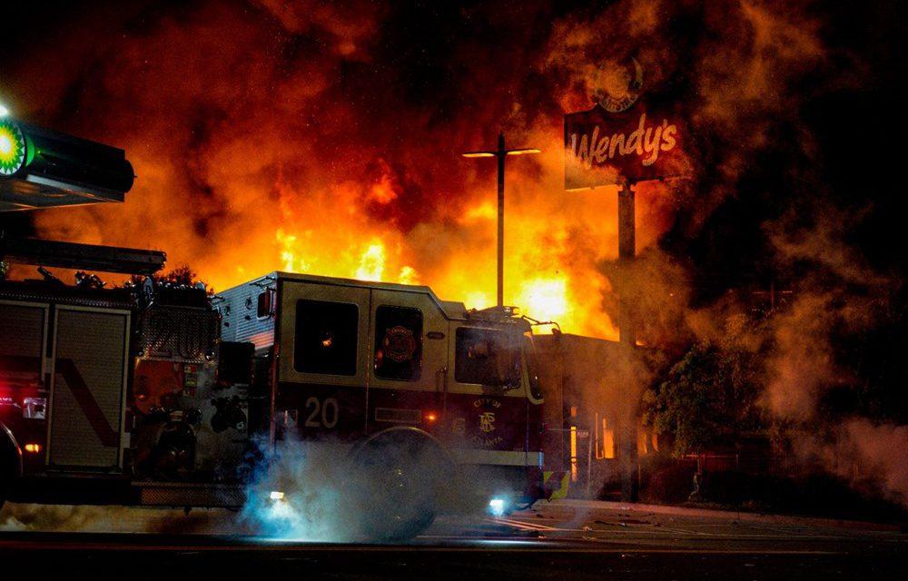ABD'de yine polis şiddeti (Atlanta kenti karıştı)