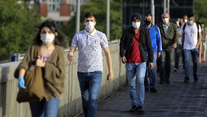 SON DAKİKA HABERİ: İstanbul, Ankara ve Bursa'da maske takmak artık zorunlu