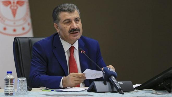 Sağlık Bakanı Koca: Bayramda il bazlı bazı kısıtlamalar gelebilir