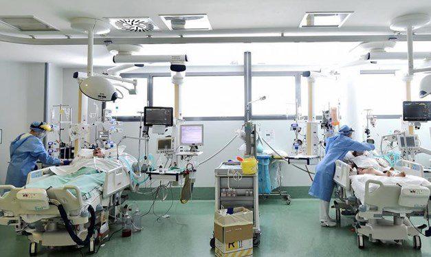 İtalya'da corona virüsün merkez üssünde yoğun bakımda hasta kalmadı