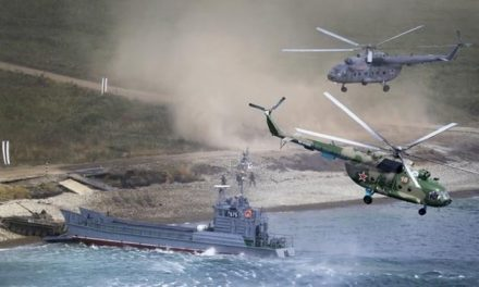 Rusya'dan Karadeniz ve Kafkaslar'da sürpriz tatbikat