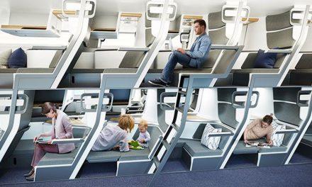 Corona virüs etkisi: İki katlı uçak yolculuğu geliyor