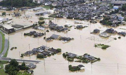 Japonya'da sel: 20 kişinin öldüğü tahmin ediliyor