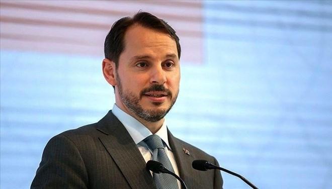 Bakan Albayrak'tan ekonomik bağımsızlık mesajı