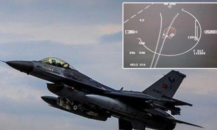 MSB: Navtex ilan edilen bölgeye yaklaşan 6 Yunan uçağı uzaklaştırıldı