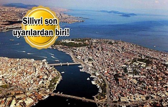 Uzmanlardan İstanbul depremi açıklaması: Eli kulağında!