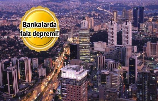 13 bankada konut kredisi faiz oranları yükseldi!