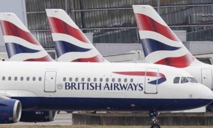 British Airways'e 20 milyon sterlinlik ceza