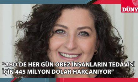 Prof. Dr. Güler Aras: Dünyada her gün 25-30 bin insan açlıktan ölüyor