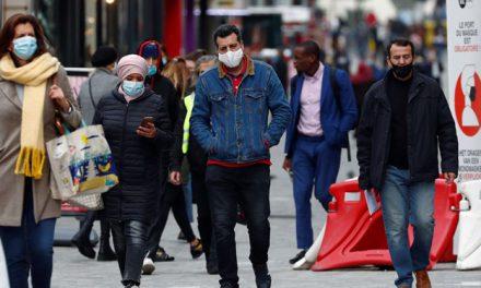 Belçika'da mağazalar kapatılıyor