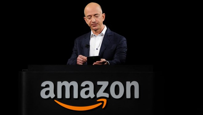Jeff Bezos, 3 milyar doların üzerinde Amazon hissesi sattı