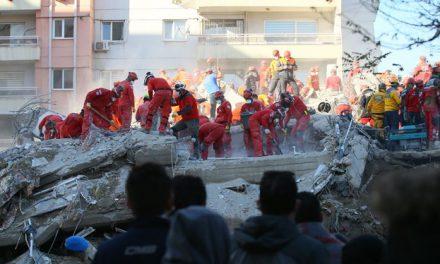 İzmir Seferihisar açıklarında 6,6 büyüklüğünde deprem: 92 can kaybı, 994 yaralı
