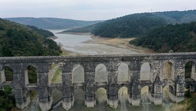İstanbul'un kaç günlük suyu kaldı? (DSİ'den açıklama)