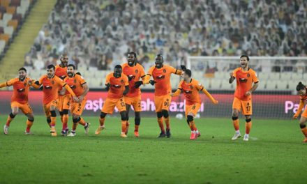 Galatasaray Türkiye Kupası'nda çeyrek finale yükseldi